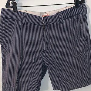 💙💙 Franklin & Marshall Striped Shorts 🩳